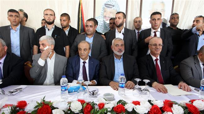 Photo of Hamas censures 'blatant US interference' in Palestinian unity efforts