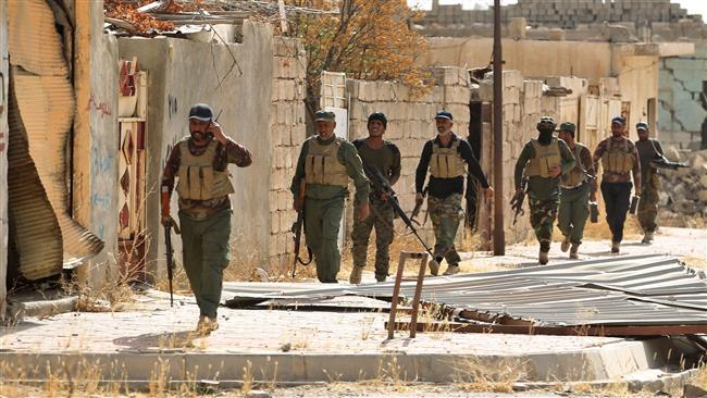 Photo of Hashd al-Sha'abi's Turkmen fighters, Kurdish forces clash in Iraq's Salahuddin province