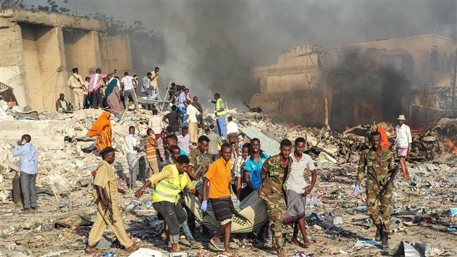 Photo of Seven dead in roadside explosion outside Somali capital