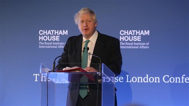 Photo of UK FM Johnson says 'no doubt' Iran nuclear deal will be preserved