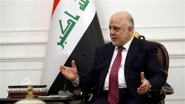 Photo of Iraqi prime minister calls for total annulment of Kurdish independence vote