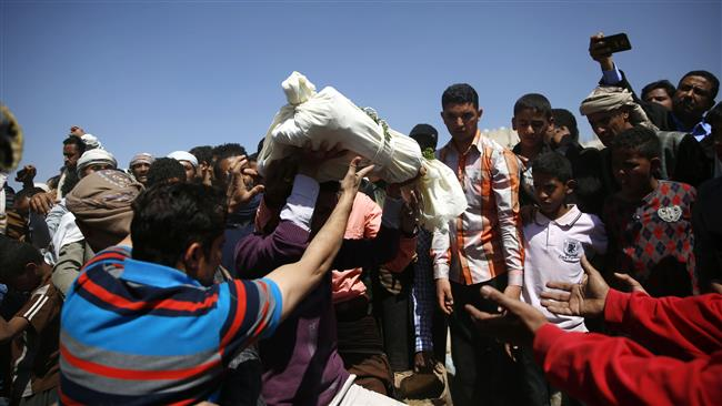 Photo of UN blacklists Satanic Saudi-led coalition for killing, maiming Yemeni kids