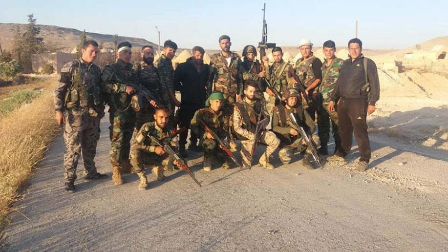 Photo of Syrian Army kills scores of runaway jihadists in central Syria