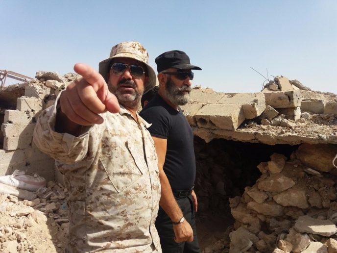 Photo of General Tarraf to replace Martyr General Zahreddine in Deir Ezzor