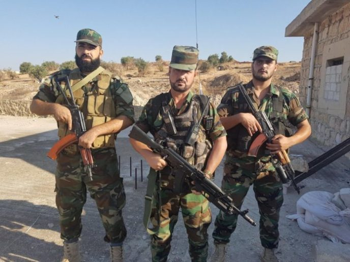 Photo of Prominent Syrian Army commander to lead offensive to liberate Albukamal