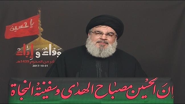Photo of Sayyed Nasrallah: Israeli regime pushing region into new war