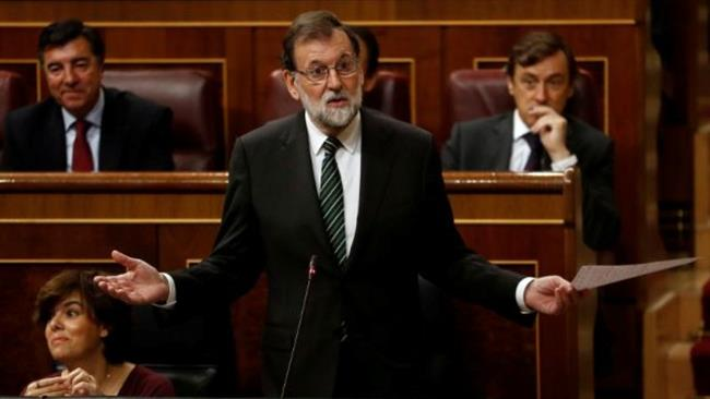 Photo of Spain PM warns Catalan president to drop secession bid