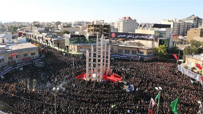 Photo of VIDEO: Muslims all around the world mark Ashura with mourning ceremonies