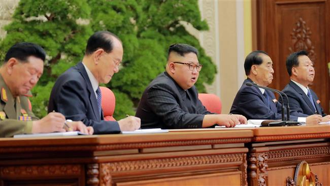 Photo of N Korea leader: Nuclear program 'powerful deterrent' against US threats
