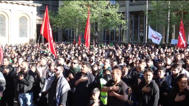Photo of Thousands of Muslims mark Ashura in Sydney