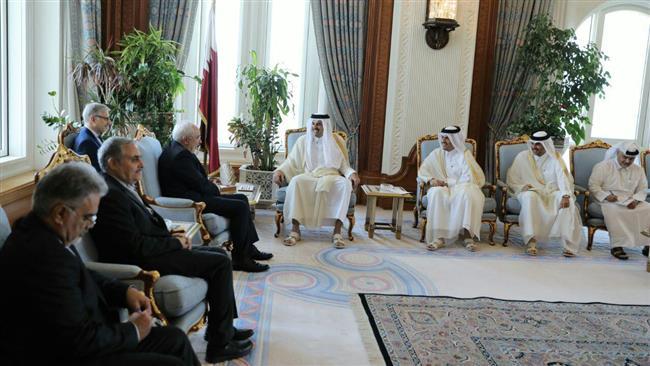 Photo of Qatar's U Turn: Iran, Qatar stress peaceful settlement of regional crises