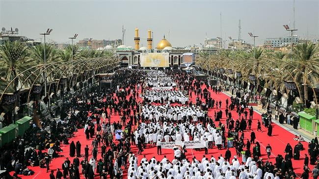 Photo of Millions of pilgrims flock to Karbala