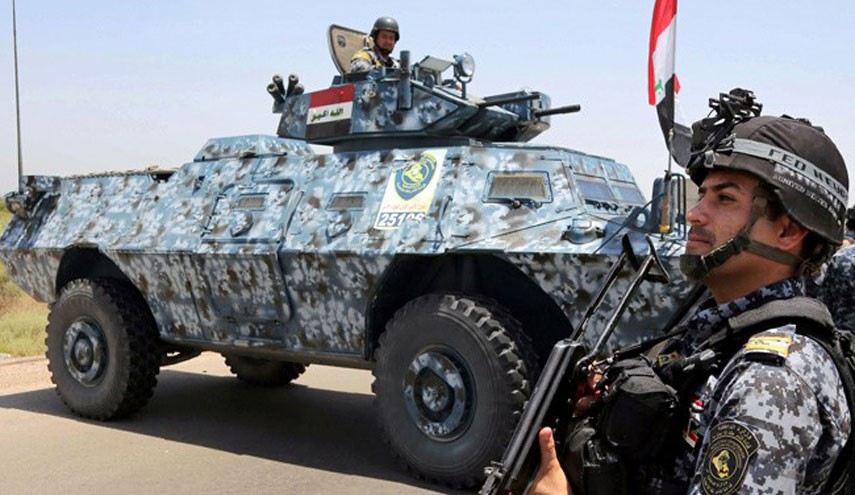 Photo of Iraqi Forces Advance in Kirkuk, No Confrontations Reported