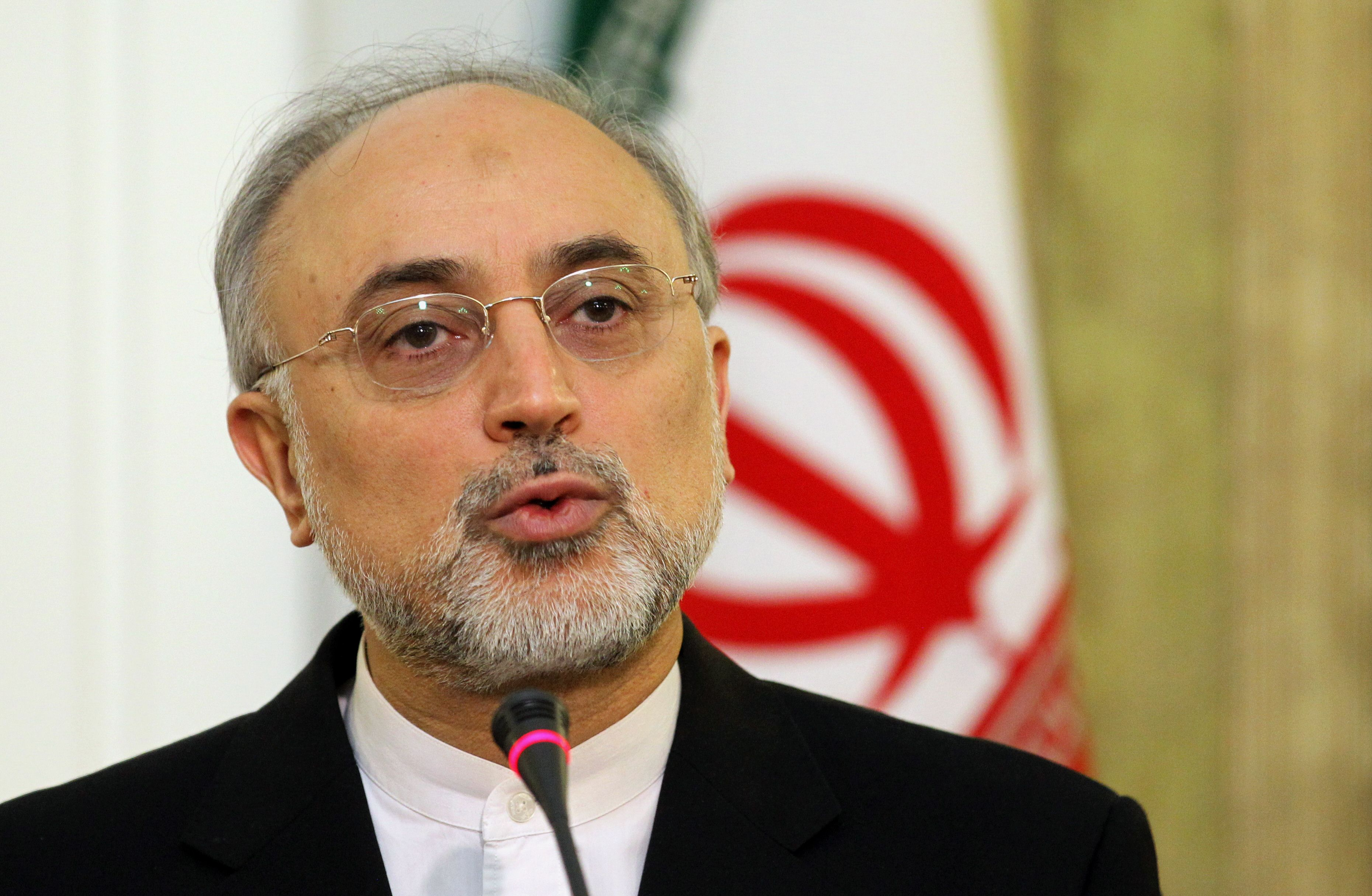Photo of Iran's Salehi: Violation of Nuclear Deal by Trump Will Have Int'l Consequences