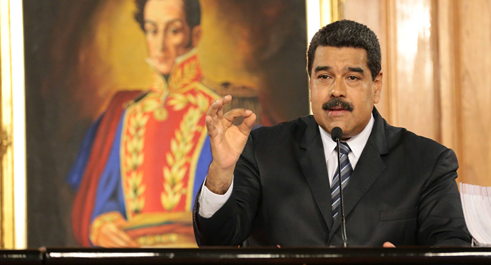 Photo of Venezuela Poll Results a 'Strong Message' to US, Allies: Maduro