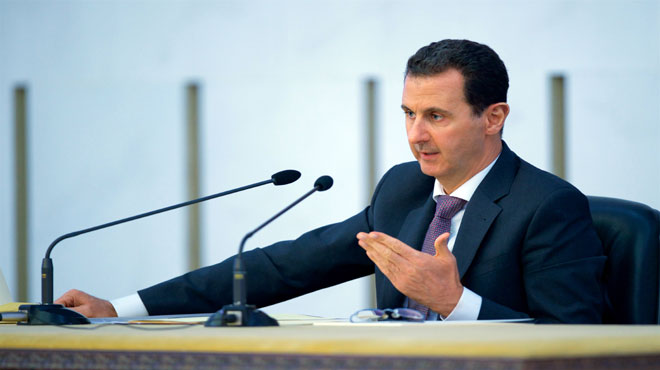 Photo of President Assad: Syrian Army's Victories Paved Way to Restarting Economic Activity, Beginning Reconstruction