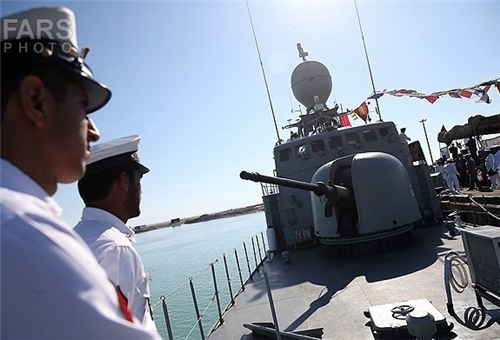 Photo of Commander: New Missile-Launching Warship to Join Iran's Naval Fleet in Caspian Sea
