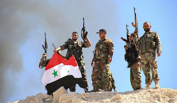 Photo of Syrian Army Captures Another Key Region in War on Terrorists in Western Damascus