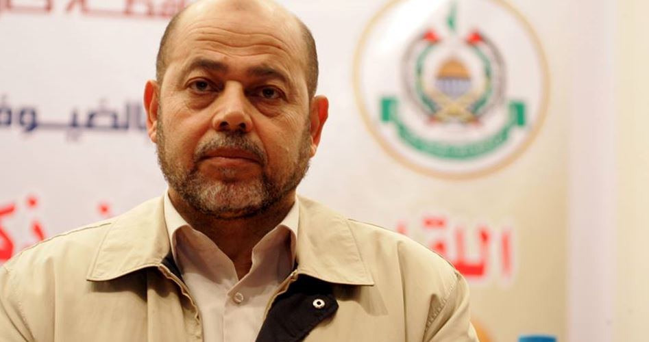 Photo of Abu Marzouk slams PA for insistence on EU mission at Rafah crossing