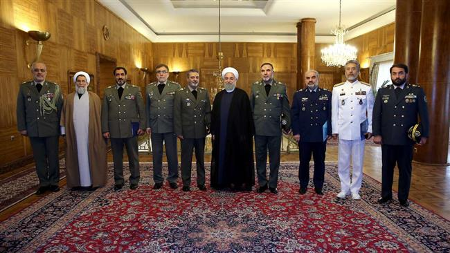 Photo of Iran administration to continue support for Armed Forces: Rouhan