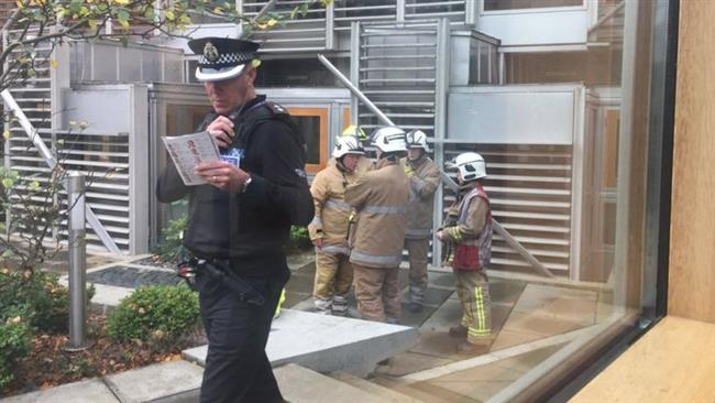 Photo of Scottish Parliament evacuated over suspect packages