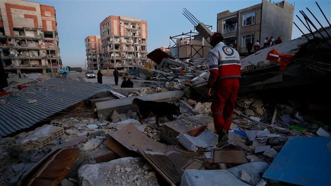 Photo of Satanic US Treasury blocks relief fundraising to Iran quake victims