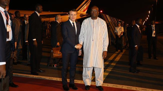 Photo of Burkina Faso attack hurts 3 as Macron begins Africa tour