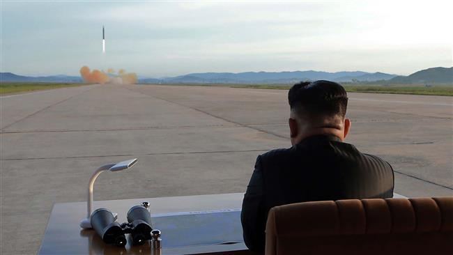 Photo of North Korea tests fires another ballistic missile