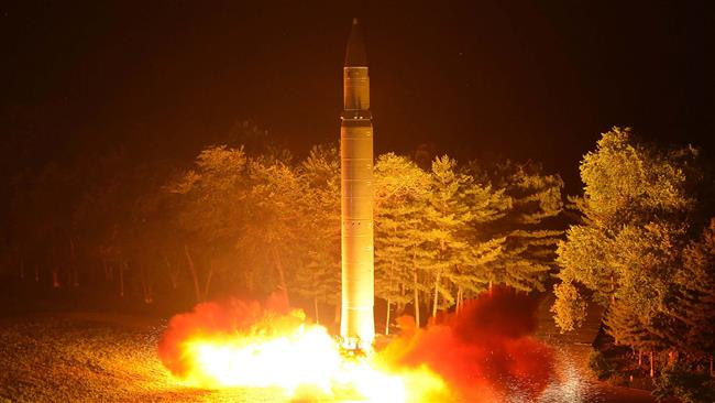 Photo of North Korea missile test shows 'tremendous capability'