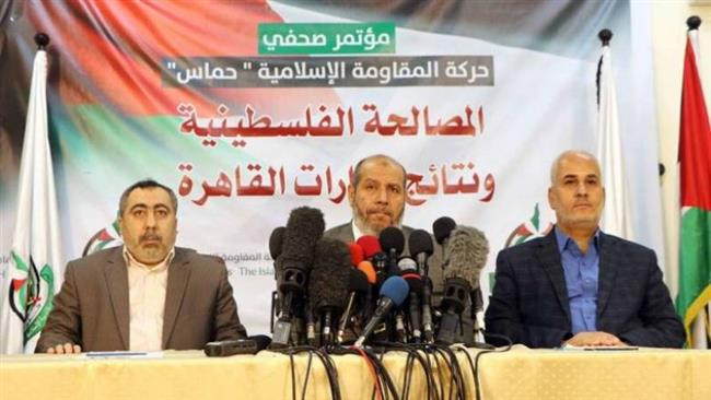 Photo of Hamas says weapons a 'red line after talks with Fatah