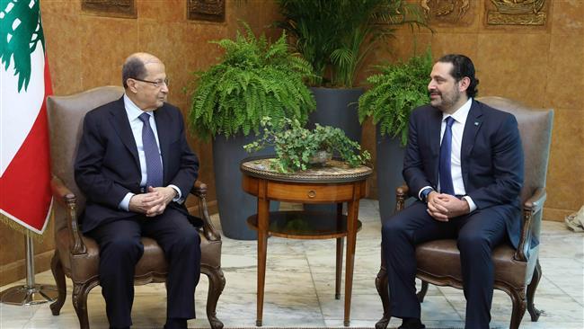 Photo of Hariri to 'certainly' remain Lebanon PM: President Aoun