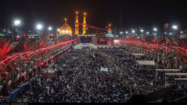 Photo of Millions of mourners in Karbala to mark Arba'een