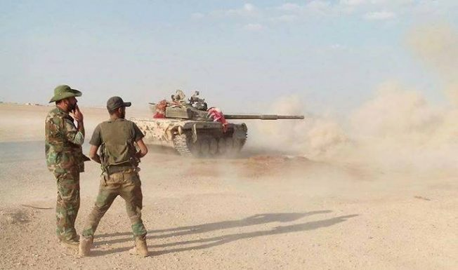 Photo of Syrian Army, popular forces liberate new areas around Albukamal