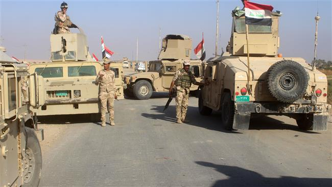 Photo of Iraqi army forces, allies retake over dozen villages in Anbar