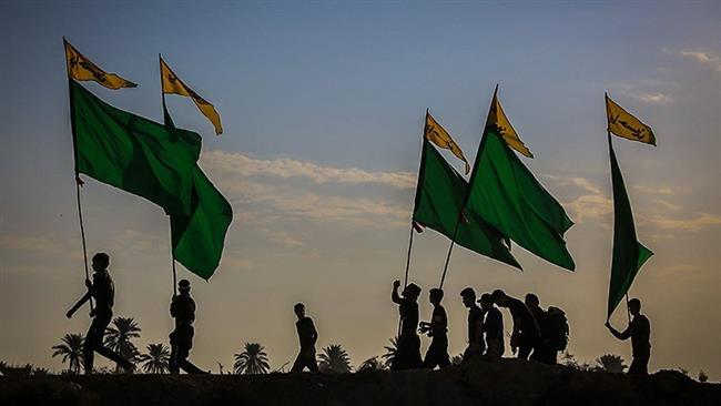 Photo of Muslims head to Iraq's Karbala to commemorate Arba'een- Photos