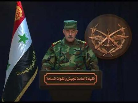 Photo of Syrian Army High Command officially announces Albukamal liberated from ISIS