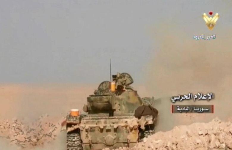 Photo of Syrian Army Retakes 8 New Areas in Deir Ezzor, Hama