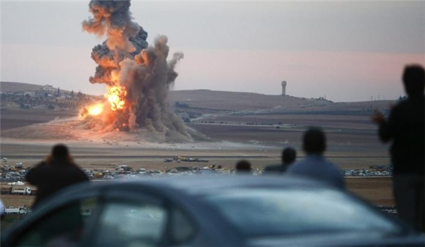 Photo of US Airstrikes Claim More Lives in Eastern Syria