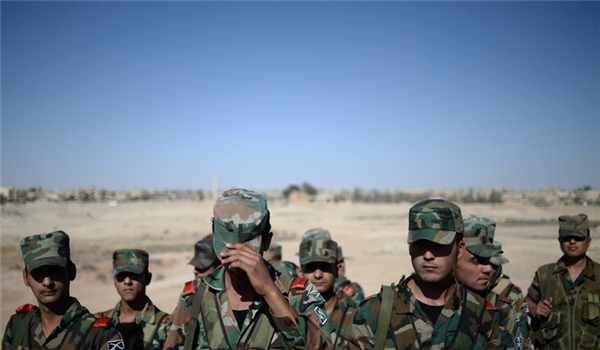 Photo of Syrian Army Preparing for Removing Terrorists' Siege on Shia Muslims Towns in Idlib