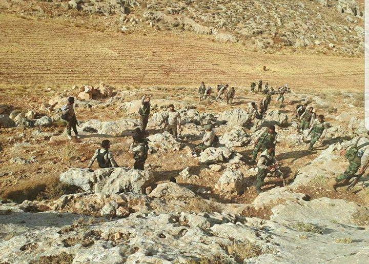 Photo of Syrian Army advances on terrorist-held bastion near Israeli regime-Lebanon border
