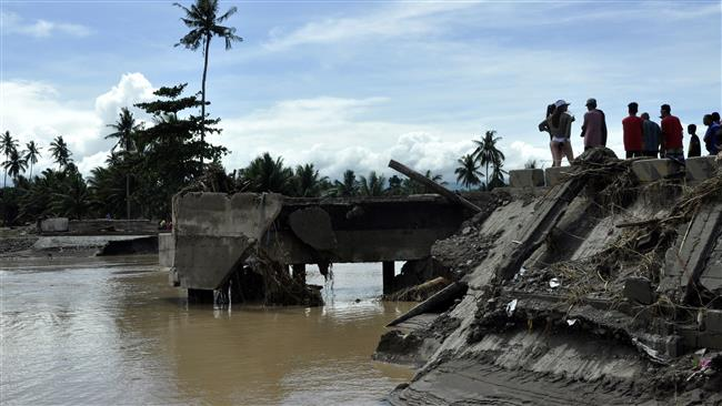 Photo of Double disaster kills some 240 in Philippines