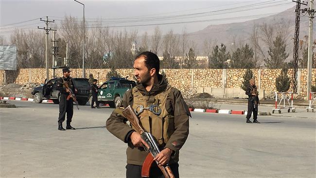 Photo of Daesh gunmen raid intelligence training facility in Afghan capital, gunfight underway