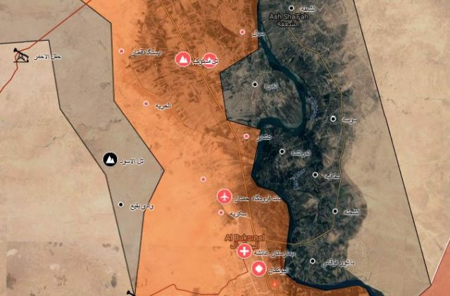 Photo of Complete battle update from southeast Deir Ezzor