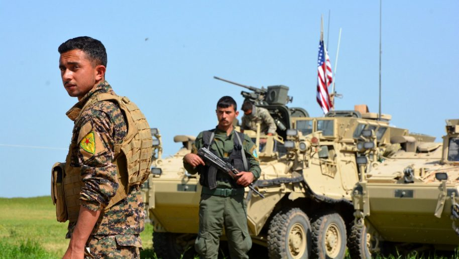 Photo of Great Satan US-led Coalition uses Al Hasakah camp in Syria to train terrorists