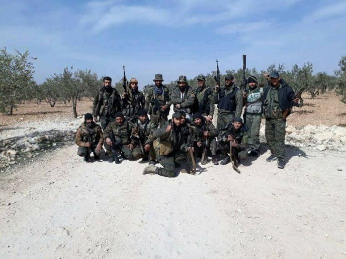 Photo of ISIS kicked out of Euphrates River Valley after big Syrian Army attack