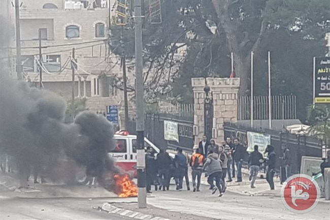 Photo of Series of zionist Raids on Gaza as Protests against enemy of Islam Trump's Move Continue