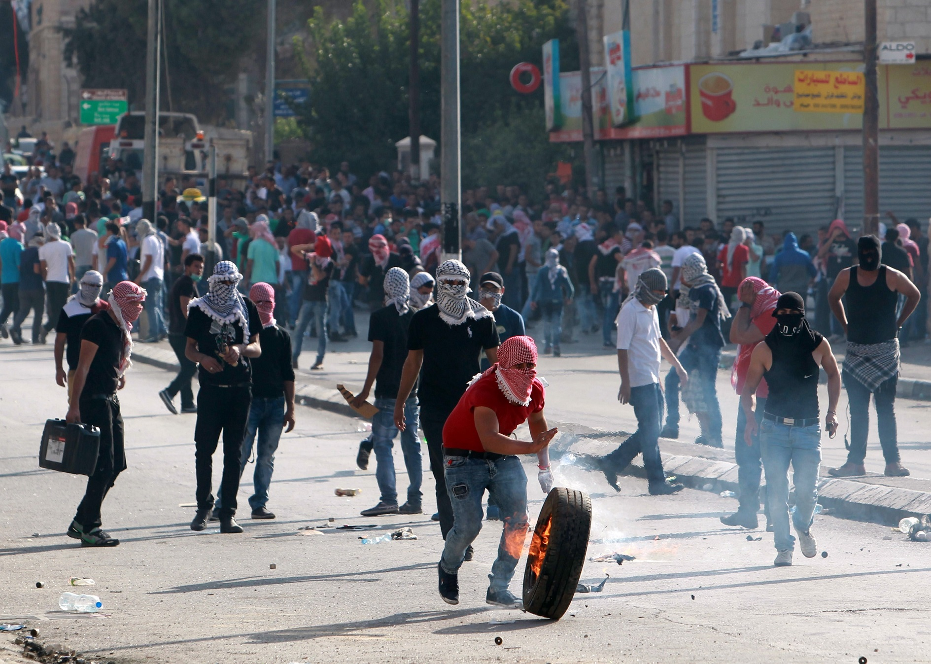 Photo of Barbaric Occupation Forces Kill Palestinian in Gaza during Rage Protests