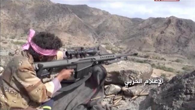 Photo of Yemeni snipers kill 4 zionist Saudi troops in Jizan