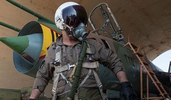 Photo of Fleeing Terrorists Hit Hard in Syrian Airstrike in Idlib Province