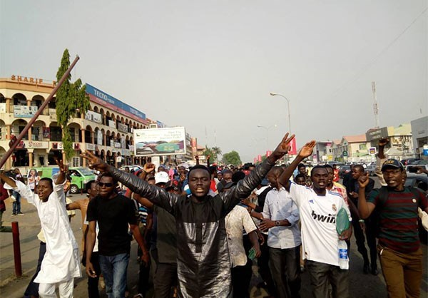 Photo of Nigerian Muslim Protesters Continue Calling for Sheikh Zakzaky's Freedom
